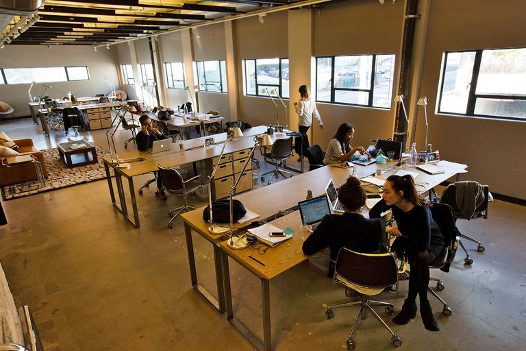 top 4 reasons to prefer co working spaces for startups in india blog